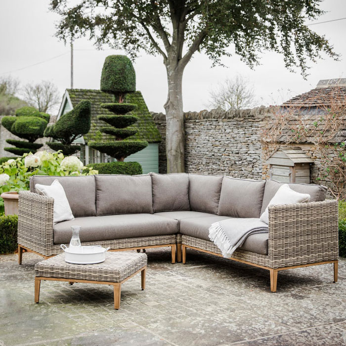Garden Sofa & Lounger Sets