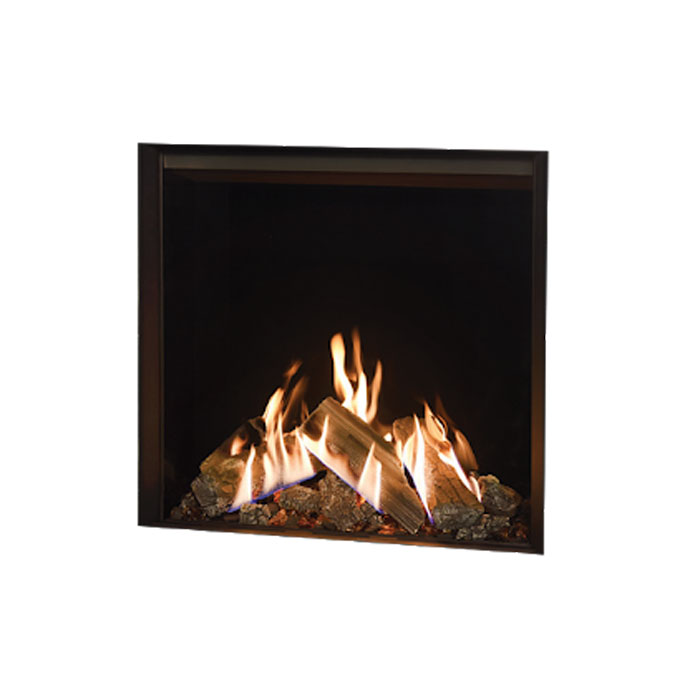 Gazco Balanced Flue Wall Mounted Inset Gas Fires