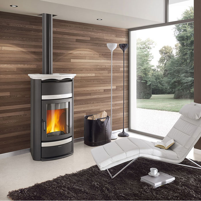 La Nordica Wood Burning Thermo Stoves