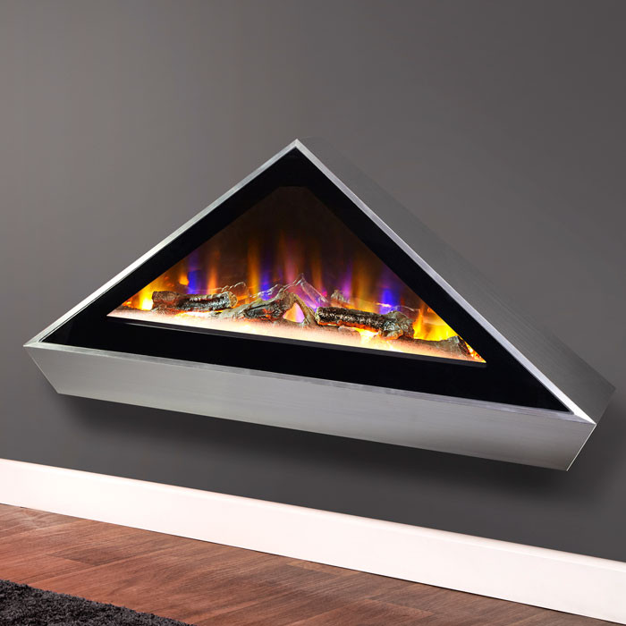 Celsi Wall Mounted Outset Electric Fires