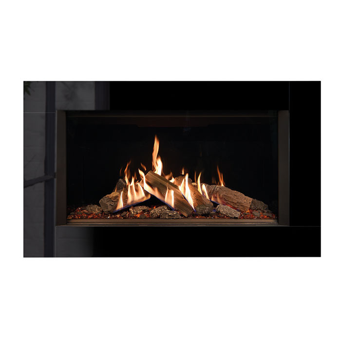 Gazco Conventional Flue Wall Mounted Inset Gas Fires