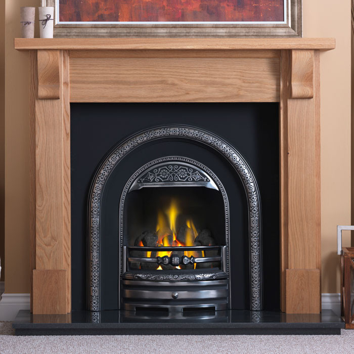 Wood Fire Surrounds