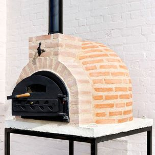 Fuego Brick 90 Wood Fired Pizza Oven