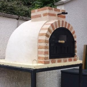 Fuego Clasico 90 Wood Fired Pizza Oven